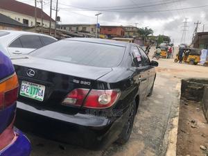 Lexus ES 2004 330 Sedan Black | Cars for sale in Lagos State, Ojodu