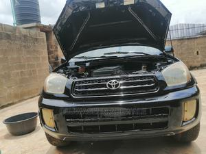 Toyota RAV4 2003 Automatic Black | Cars for sale in Oyo State, Ibadan