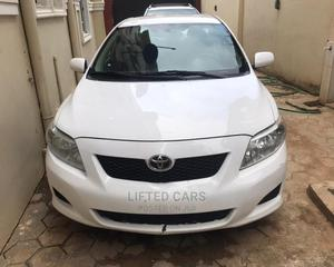 Toyota Corolla 2010 White | Cars for sale in Lagos State, Ikeja