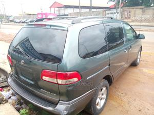 Toyota Sienna 2002 LE Green | Cars for sale in Lagos State, Ejigbo