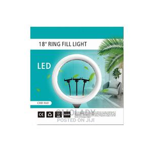 18 Inch Ring Light Led Ring Fill Light | Stage Lighting & Effects for sale in Lagos State, Surulere