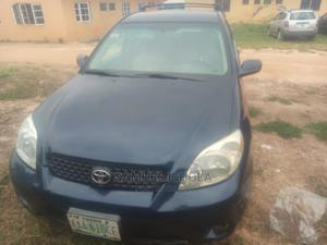 Toyota Matrix 2005 Blue | Cars for sale in Oyo State, Ogbomosho South