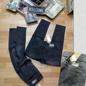 High Quality GUCCI Black Jeans for Men | Clothing for sale in Abuja (FCT) State, Asokoro