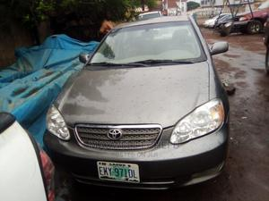 Toyota Corolla 2003 Sedan Automatic Gray | Cars for sale in Kaduna State, Kaduna / Kaduna State