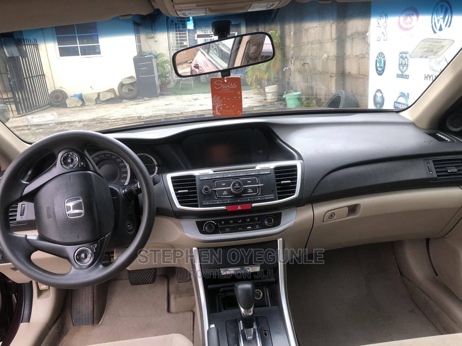 Honda Accord 2013 Purple   Cars for sale in Ikeja, Lagos State, Nigeria
