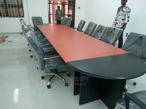 Conference Table by 12 by 8 | Furniture for sale in Lagos State, Amuwo-Odofin