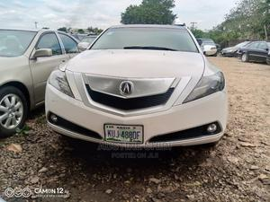Acura ZDX 2011 Base AWD White   Cars for sale in Abuja (FCT) State, Central Business District