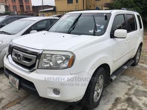 Honda Pilot 2010 White | Cars for sale in Lagos State, Apapa