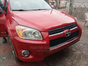 Toyota RAV4 2010 2.5 Sport Red   Cars for sale in Lagos State, Isolo