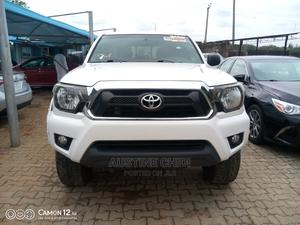 Toyota Tacoma 2014 White | Cars for sale in Abuja (FCT) State, Central Business District