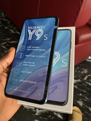 Huawei Y9s 128 GB Blue | Mobile Phones for sale in Lagos State, Ajah
