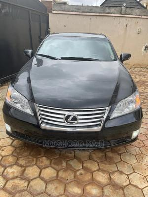 Lexus ES 2012 350 Black | Cars for sale in Lagos State, Ogba