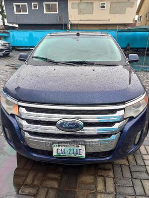 Ford Edge 2012 Blue | Cars for sale in Lagos State, Ikotun/Igando