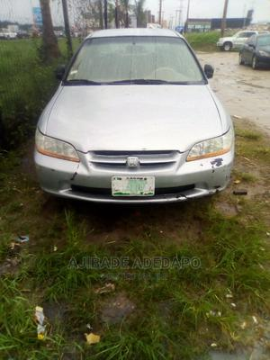 Honda Accord 2001 5P Silver   Cars for sale in Lagos State, Ajah