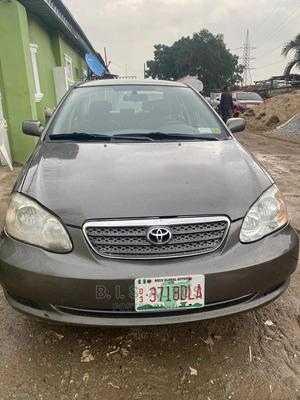 Toyota Corolla Altis 2006 1.6 Gray | Cars for sale in Lagos State, Ogba