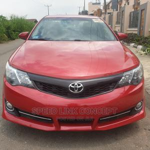 Toyota Camry 2013 Red | Cars for sale in Oyo State, Ibadan