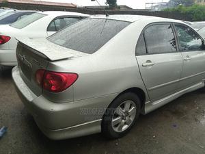 Toyota Corolla 2004 S Silver | Cars for sale in Lagos State, Amuwo-Odofin