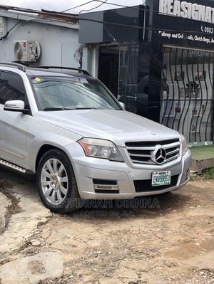 Mercedes-Benz GLK-Class 2011 350 4MATIC Silver | Cars for sale in Lagos State, Ikeja