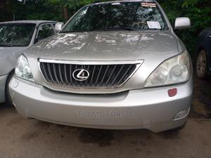 Lexus RX 2008 350 AWD Silver | Cars for sale in Lagos State, Ikeja