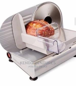 Meat Slicer Stainless Steel   Restaurant & Catering Equipment for sale in Lagos State, Ojo