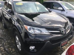 Toyota RAV4 2013 XLE AWD (2.5L 4cyl 6A) Black | Cars for sale in Lagos State, Ilupeju