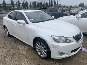Lexus IS 2010 250 AWD Automatic White   Cars for sale in Lagos State, Ikeja