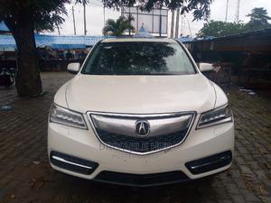 Acura MDX 2014 White | Cars for sale in Lagos State, Amuwo-Odofin