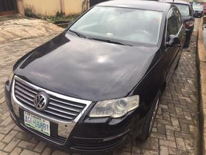 Volkswagen Passat 2008 Black | Cars for sale in Lagos State, Ogba