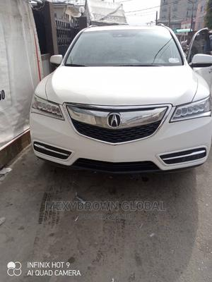 Acura MDX 2016 White | Cars for sale in Lagos State, Surulere