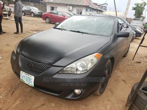 Toyota Solara 2007 3.3 Convertible Black   Cars for sale in Lagos State, Ikeja
