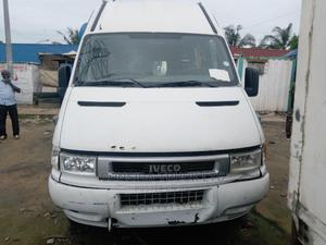 Iveco White Bus | Buses & Microbuses for sale in Lagos State, Amuwo-Odofin