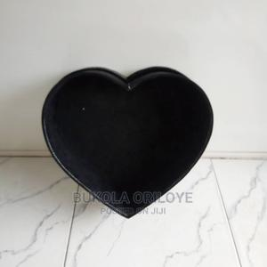 Black Heart Shape Box | Arts & Crafts for sale in Lagos State, Surulere