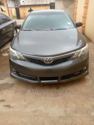 Toyota Camry 2013 Gray | Cars for sale in Oyo State, Oluyole