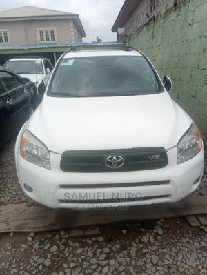 Toyota RAV4 2007 Sport White | Cars for sale in Lagos State, Ifako-Ijaiye