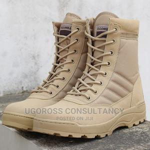 Military Combat Tactical Boots   Shoes for sale in Abuja (FCT) State, Kubwa