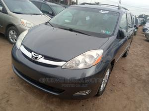 Toyota Sienna 2008 XLE Limited 4WD Gray | Cars for sale in Lagos State, Apapa