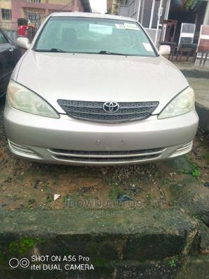 Toyota Camry 2003 Gold | Cars for sale in Lagos State, Ejigbo