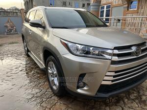 Toyota Highlander 2015 Gold | Cars for sale in Ogun State, Ijebu Ode