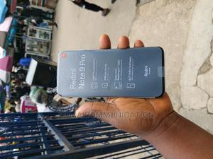Xiaomi Redmi Note 9 Pro 128 GB Blue   Mobile Phones for sale in Lagos State, Ikeja
