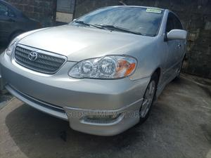 Toyota Corolla 2006 1.4 VVT-i Silver | Cars for sale in Lagos State, Apapa