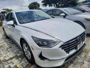 Hyundai Sonata 2021 White | Cars for sale in Abuja (FCT) State, Garki 2