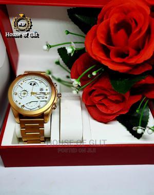 Gold Original Carrera Men Wrist Watch   Watches for sale in Imo State, Owerri