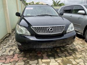 Lexus RX 2007 350 Black | Cars for sale in Lagos State, Ikorodu
