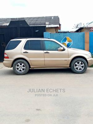 Mercedes-Benz M Class 2004 ML 350 Gold   Cars for sale in Akwa Ibom State, Uyo