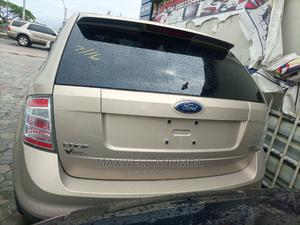 Ford Edge 2008 Gold   Cars for sale in Lagos State, Ajah