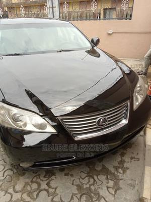 Lexus ES 2008 350 Black | Cars for sale in Lagos State, Agboyi/Ketu