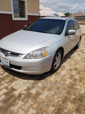 Honda Accord 2005 Silver | Cars for sale in Abuja (FCT) State, Kuje
