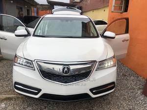 Acura MDX 2015 White | Cars for sale in Lagos State, Ojodu
