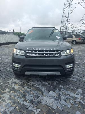 Land Rover Range Rover Sport 2015 Gray | Cars for sale in Lagos State, Lekki