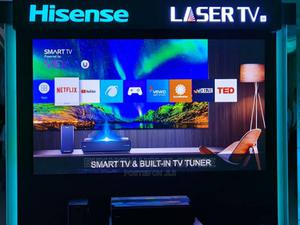 """100"""" Hisense Laser 4K UHD Tv With Projector 